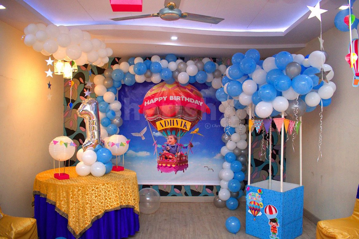 Birthday Decorations for Kids