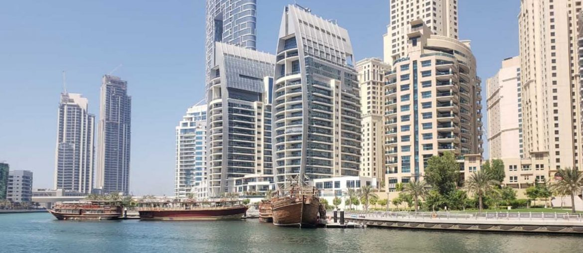 Is it recommended to invest in a Dubai Marina property?