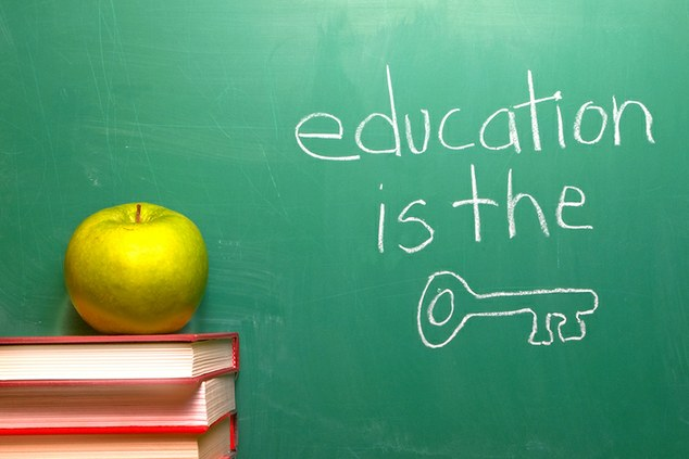 The First Step Towards Education