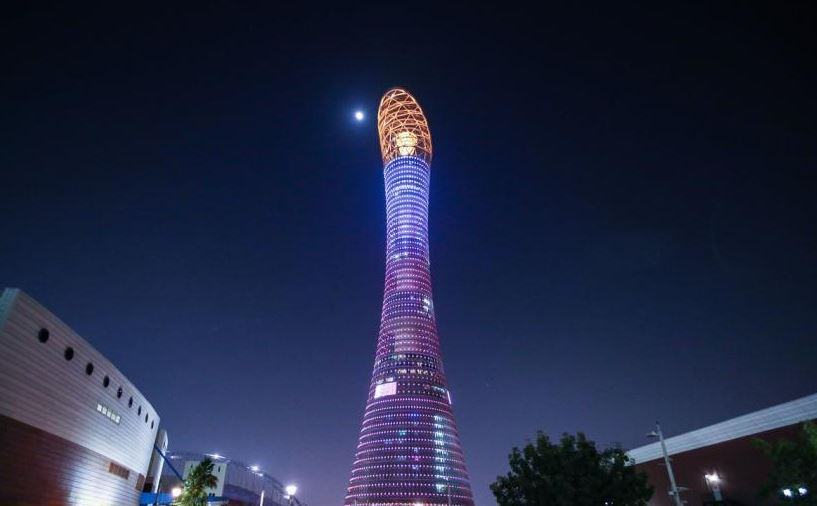 Famous Buildings of Qatar