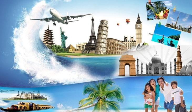 The increasing trend of tourism and travelling